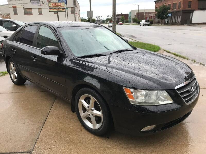 2009 Hyundai Sonata for sale at Two Rivers Auto Sales Corp. in South Bend IN