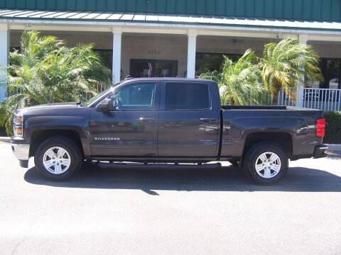 2015 Chevrolet Silverado 1500 for sale at Thomas Auto Mart Inc in Dade City FL