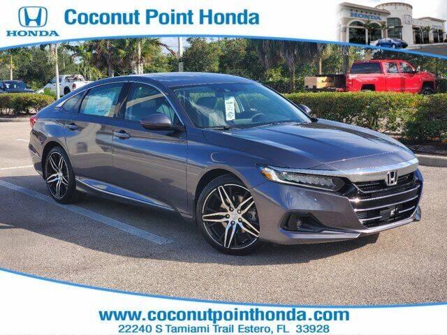 2021 Honda Accord for sale in Estero, FL