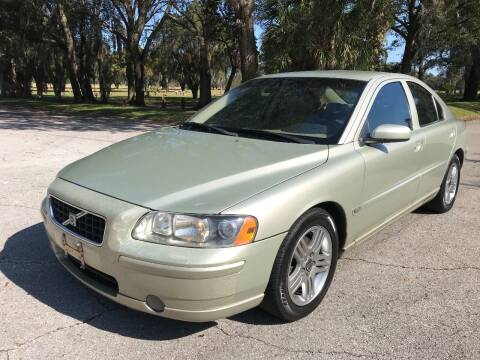 2005 Volvo S60 for sale at ROADHOUSE AUTO SALES INC. in Tampa FL