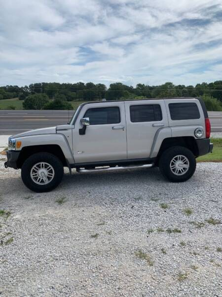 2007 HUMMER H3 for sale at Steve's Auto Sales in Harrison AR