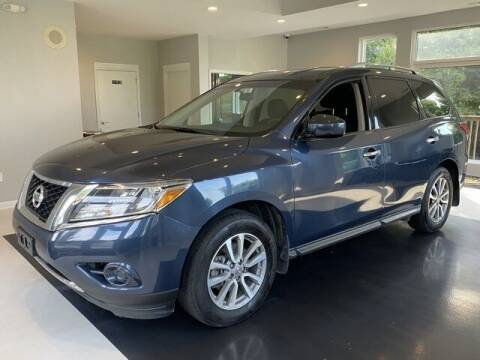 2014 Nissan Pathfinder for sale at Ron's Automotive in Manchester MD