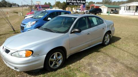 2004 Pontiac Grand Am for sale at Albany Auto Center in Albany GA