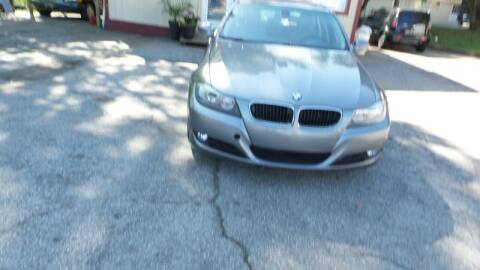 2009 BMW 3 Series for sale at E-Motorworks in Roswell GA