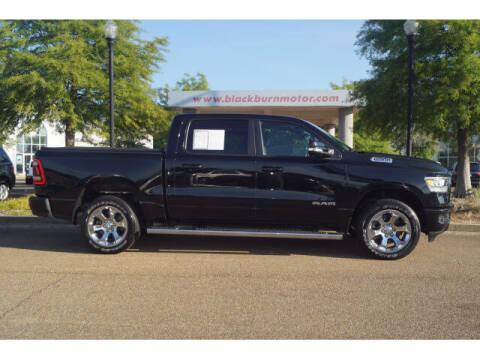 2019 RAM Ram Pickup 1500 for sale at BLACKBURN MOTOR CO in Vicksburg MS
