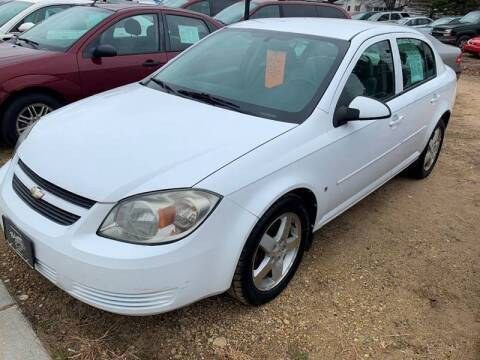 2009 Chevrolet Cobalt for sale at Nelson's Straightline Auto - 23923 Burrows Rd in Independence WI
