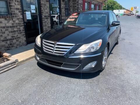 2012 Hyundai Genesis for sale at Smyrna Auto Sales in Smyrna TN