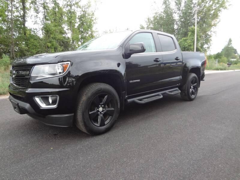 2015 Chevrolet Colorado for sale at Garza Motors in Shakopee MN
