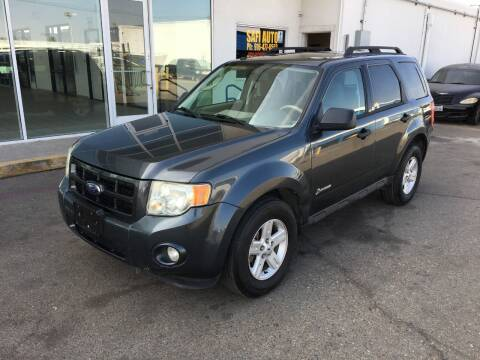 2009 Ford Escape Hybrid for sale at Safi Auto in Sacramento CA