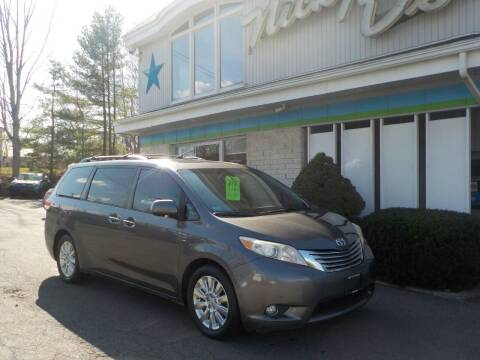 2011 Toyota Sienna for sale at Nicky D's in Easthampton MA