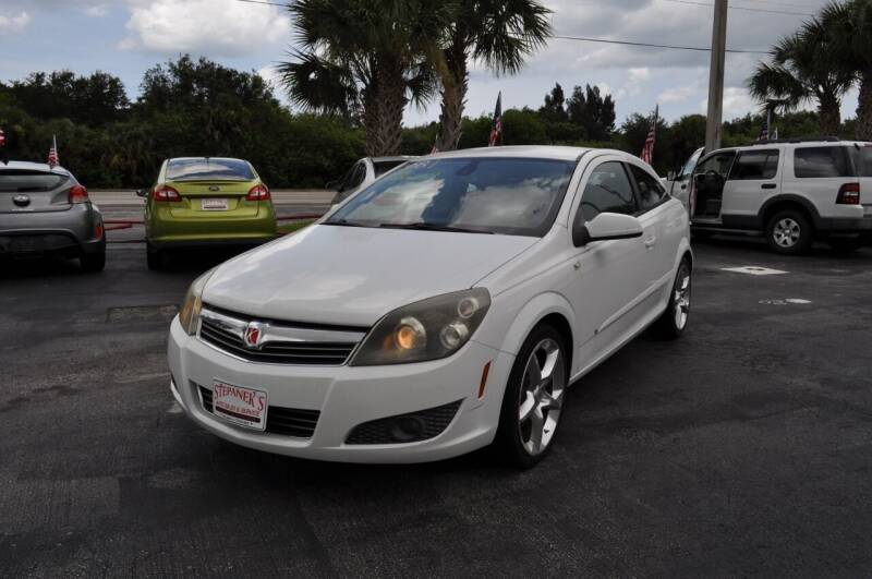 2008 Saturn Astra for sale at STEPANEK'S AUTO SALES & SERVICE INC. - 4215 US Highway 1 in Vero Beach FL
