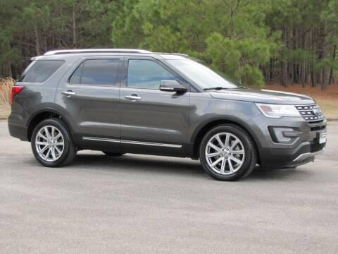 2017 Ford Explorer for sale at Hometown Auto Sales - SUVS in Jasper AL