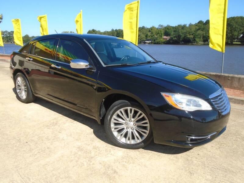2013 Chrysler 200 for sale at Lake Carroll Auto Sales in Carrollton GA