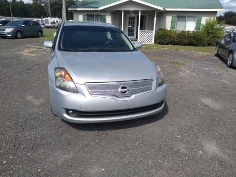 2007 Nissan Altima for sale at Popular Imports Auto Sales in Gainesville FL