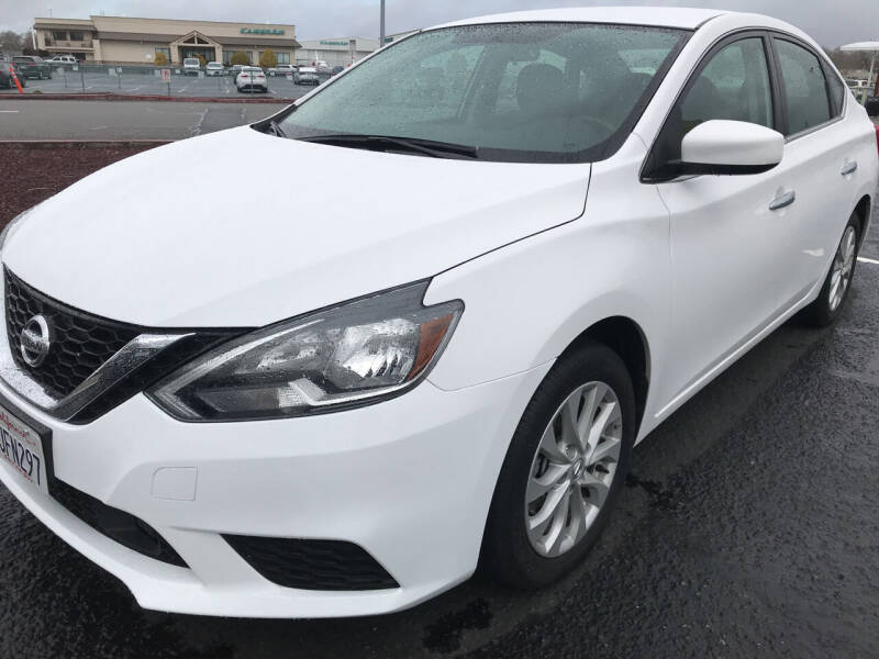 2019 Nissan Sentra for sale at AutoDistributors Inc in Fulton CA