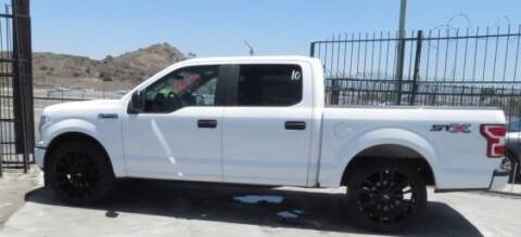 2018 Ford F-150 for sale at Luxor Motors Inc in Pacoima CA