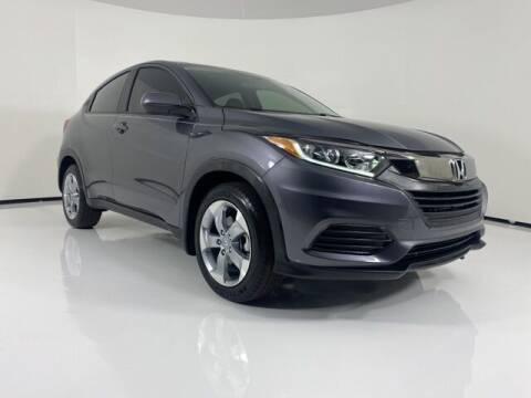 2019 Honda HR-V for sale at PHIL SMITH AUTOMOTIVE GROUP - Toyota Kia of Vero Beach in Vero Beach FL