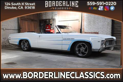 1969 Buick LeSabre for sale at Borderline Classics - Kearney Collection in Dinuba CA
