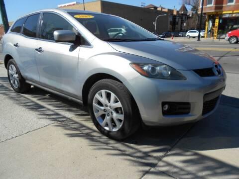 2007 Mazda CX-7 for sale at Metropolitan Automan, Inc. in Chicago IL