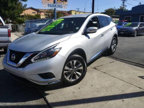 2018 Nissan Murano for sale at LA PLAYITA AUTO SALES INC in South Gate CA