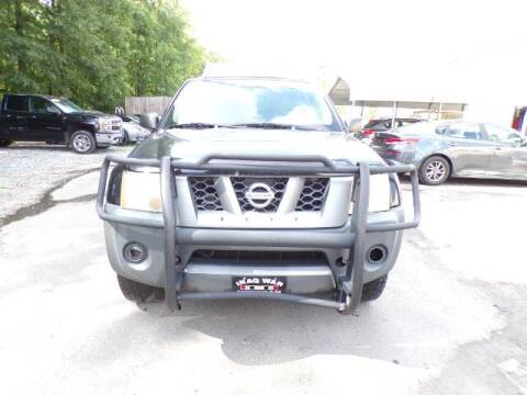 2005 Nissan Xterra for sale at Adams Auto Group Inc. in Charlotte NC
