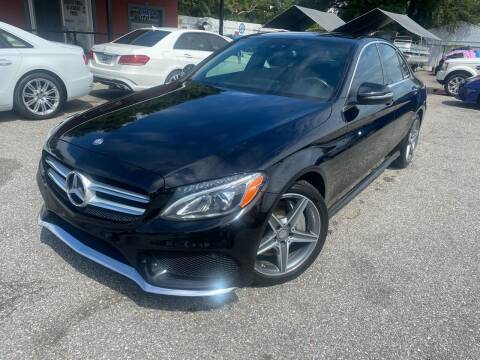 2016 Mercedes-Benz C-Class for sale at CHECK  AUTO INC. in Tampa FL