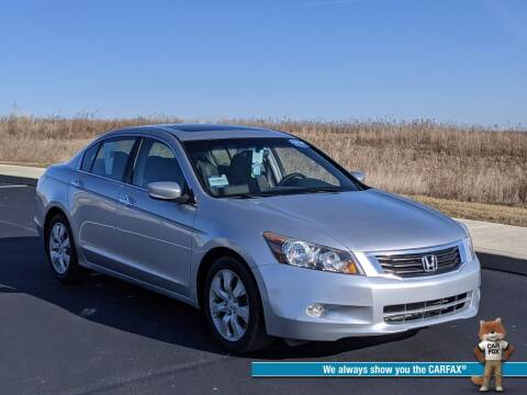 2008 Honda Accord for sale at Bob Walters Linton Motors in Linton IN