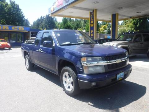 2009 Chevrolet Colorado for sale at Brooks Motor Company, Inc in Milwaukie OR