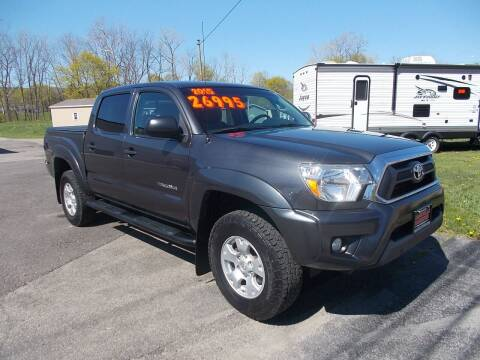 2015 Toyota Tacoma for sale at Dansville Radiator in Dansville NY