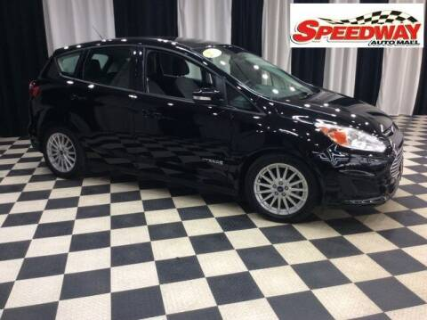 2016 Ford C-MAX Hybrid for sale at SPEEDWAY AUTO MALL INC in Machesney Park IL