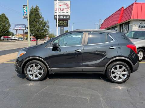 2013 Buick Encore for sale at Select Auto Group in Wyoming MI