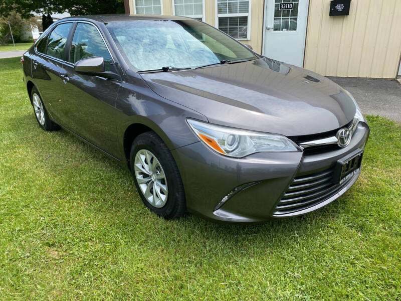 2016 Toyota Camry for sale at Steve Rotella Sales Ltd in Syracuse NY