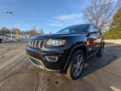 2019 Jeep Grand Cherokee for sale at West Point Auto Sales in Mattawan MI