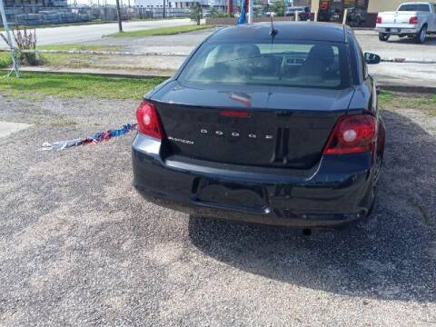 2010 Dodge Avenger for sale at Jerry Allen Motor Co in Beaumont TX