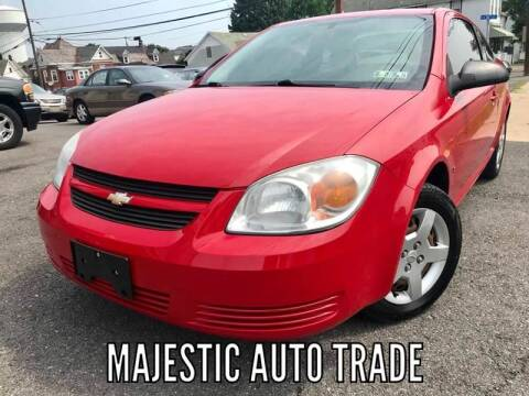 2007 Chevrolet Cobalt for sale at Majestic Auto Trade in Easton PA