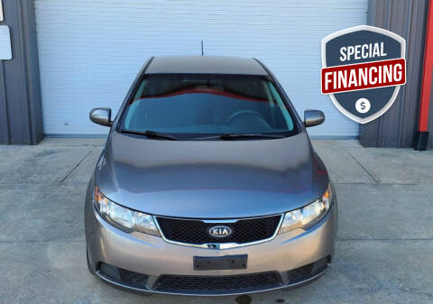 2012 Kia Forte for sale at Mr Cars LLC in Houston TX