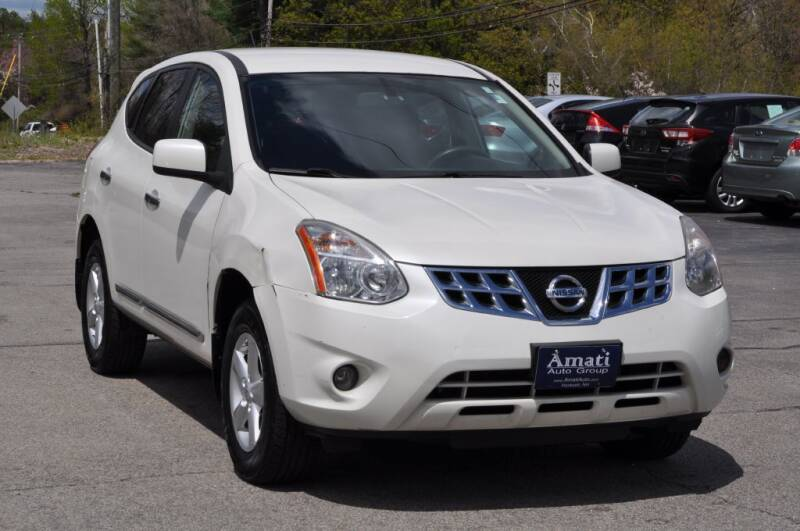 2013 Nissan Rogue for sale at Amati Auto Group in Hooksett NH