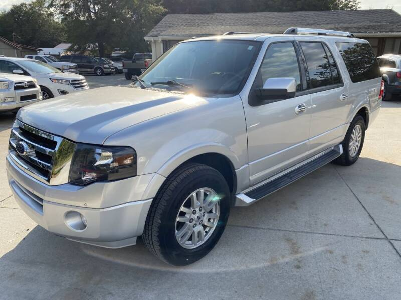 2014 Ford Expedition EL for sale at Auto Class in Alabaster AL