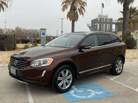 2017 Volvo XC60 for sale at Motorcars Group Management in San Antonio TX
