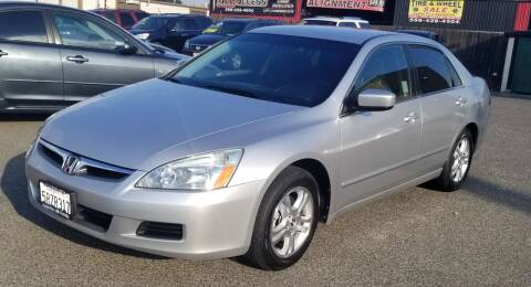 2006 Honda Accord for sale at Showcase Luxury Cars II in Pinedale CA