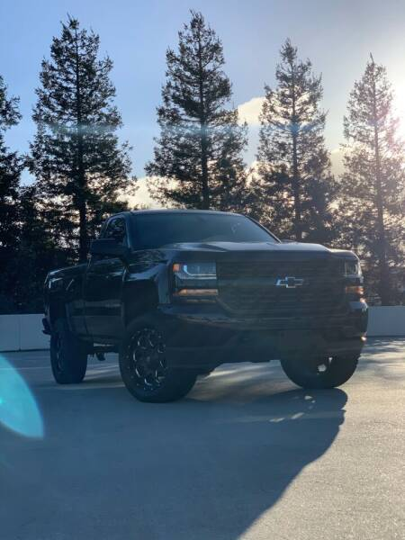 2018 Chevrolet Silverado 1500 for sale at BSL Bay Sport & Luxury in Redwood City CA
