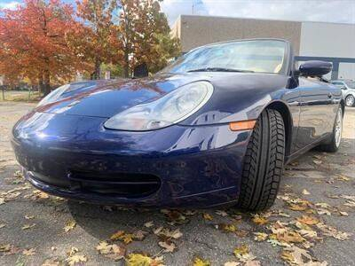 2001 Porsche 911 for sale at Millennium Auto Group in Lodi NJ