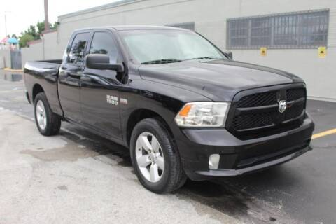 2014 RAM Ram Pickup 1500 for sale at Truck and Van Outlet in Miami FL