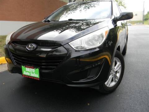 2011 Hyundai Tucson for sale at Dasto Auto Sales in Manassas VA