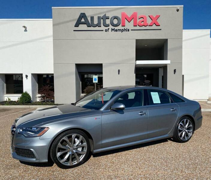 2014 Audi A6 for sale at AutoMax of Memphis in Memphis TN