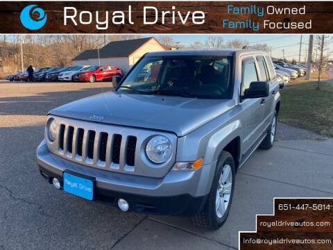2016 Jeep Patriot for sale at Royal Drive in Newport MN