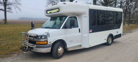 2013 Chevrolet Express 4500 Shuttle  for sale at Allied Fleet Sales in Saint Charles MO