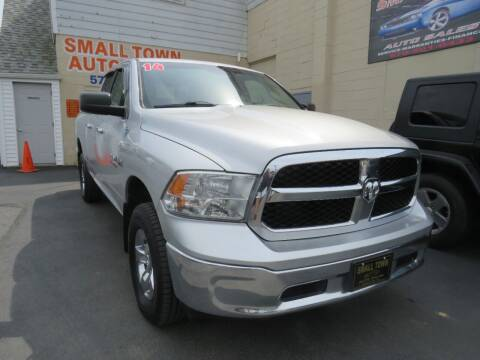 2014 RAM Ram Pickup 1500 for sale at Small Town Auto Sales in Hazleton PA