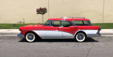 1957 Buick Caballero Estate Wagon for sale at HIGH-LINE MOTOR SPORTS in Brea CA