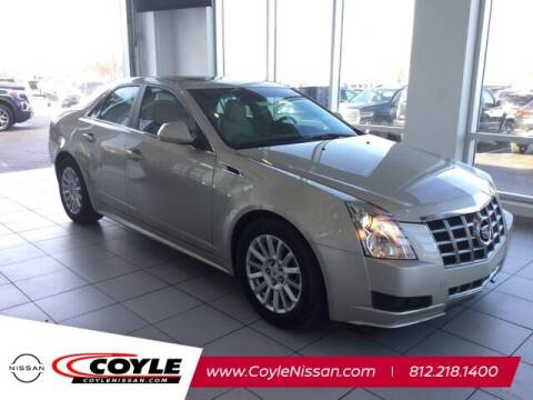 2013 Cadillac CTS for sale at COYLE GM - COYLE NISSAN - Coyle Nissan in Clarksville IN
